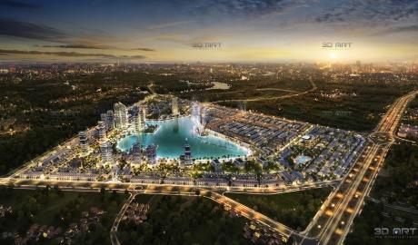 TMS Homes Wonder World TP. Vĩnh Yên