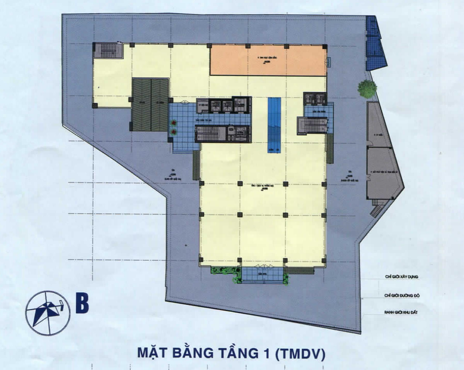 tầng 1