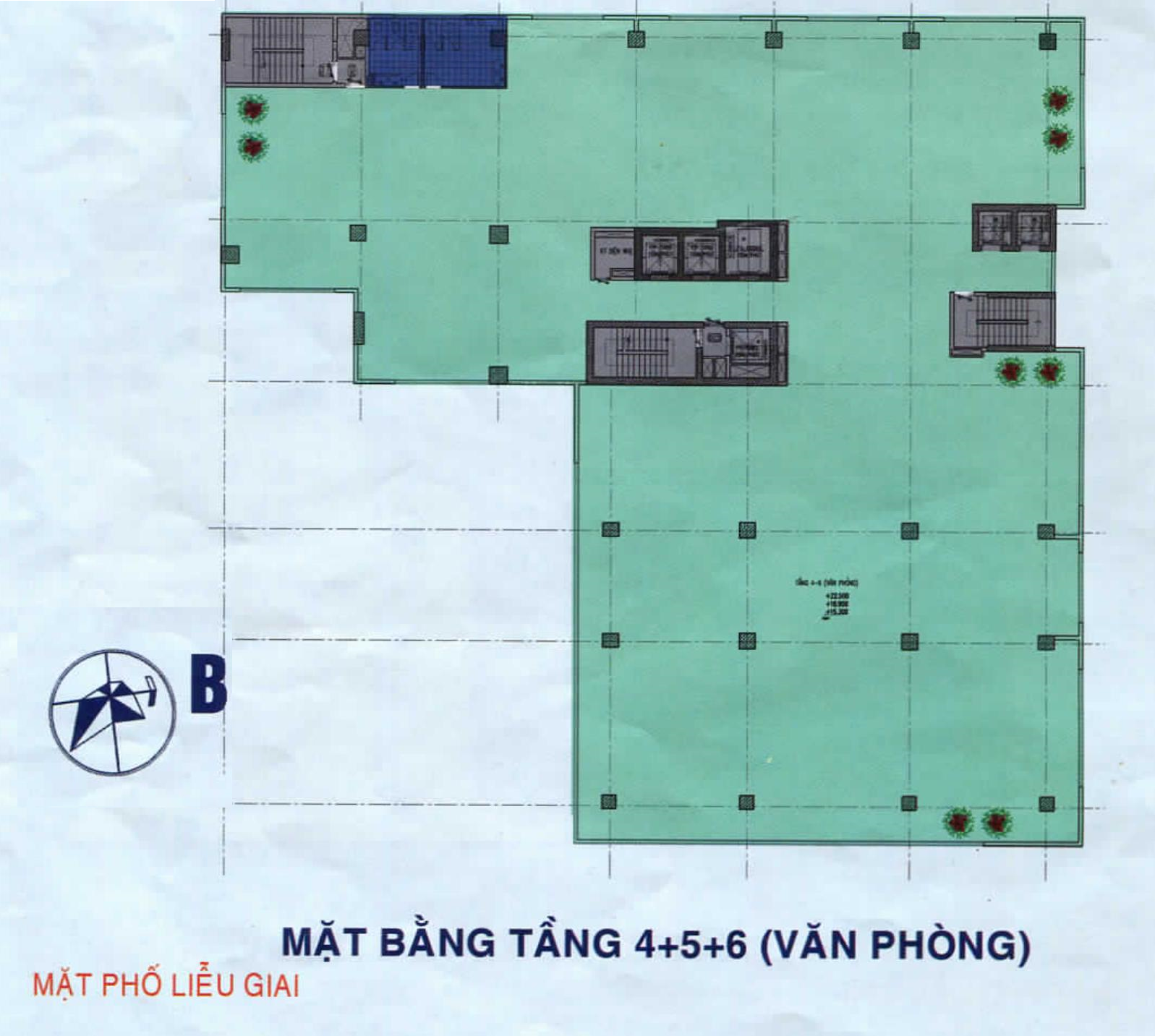 tầng 4 5 6