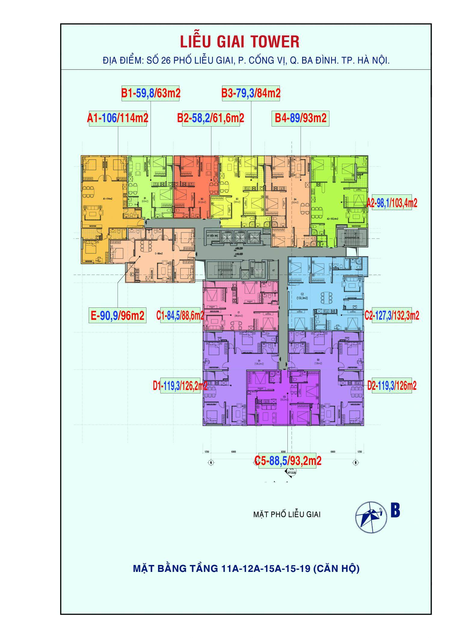 Tang11A-12A-15A-15-19